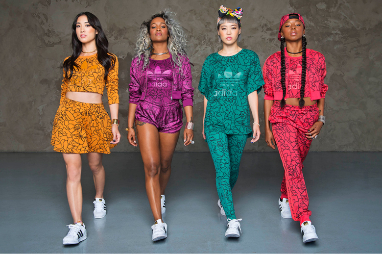 Pharrell Williams dévoile son pack « Cher Baes » en collaboration avec adidas Originals