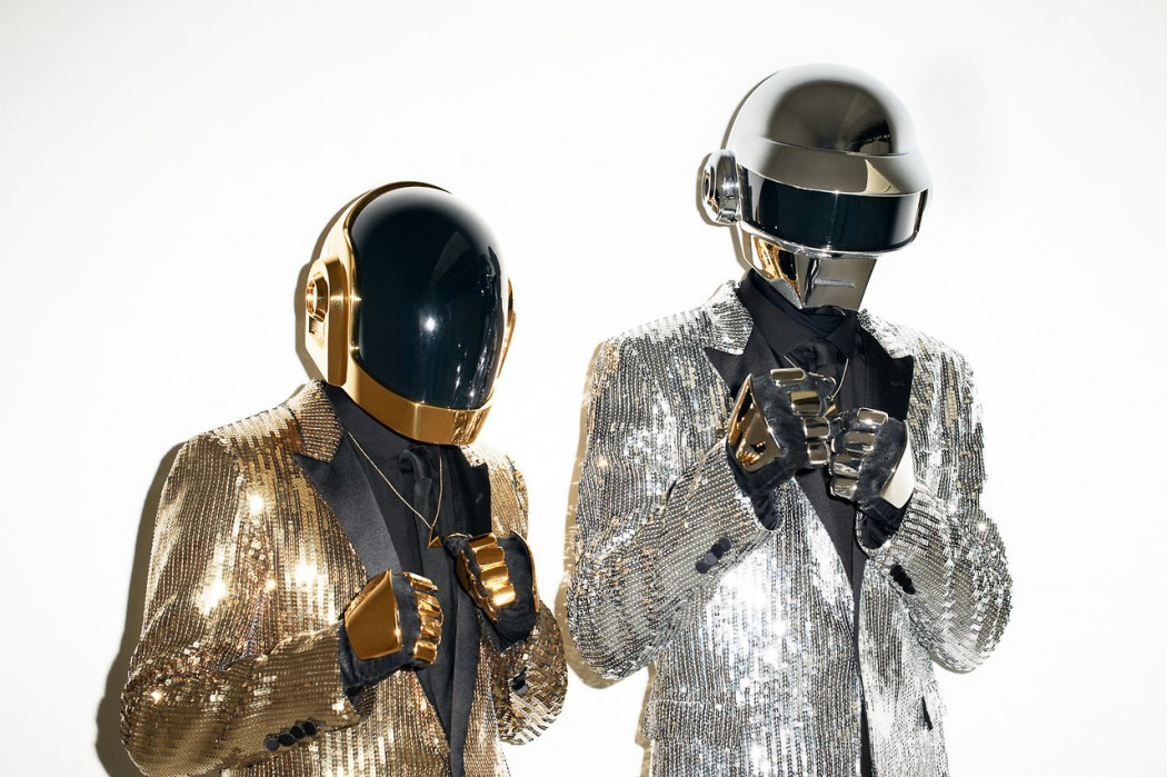 daft punk canal + documentaire
