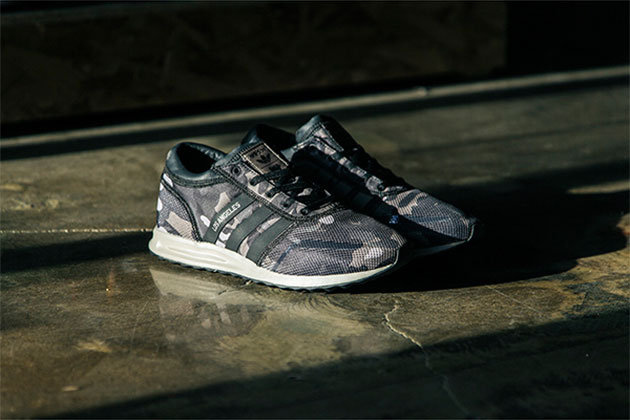 Premiers clichés de la collaboration Undefeated x adidas Consortium Los Angeles