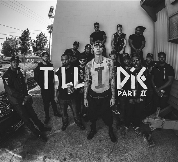 Machine Gun Kelly « Till I Die Part II » – Le clip