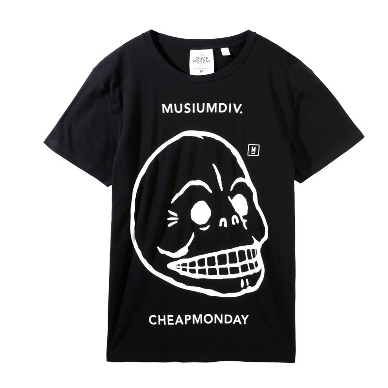 Musium x Cheap Monday