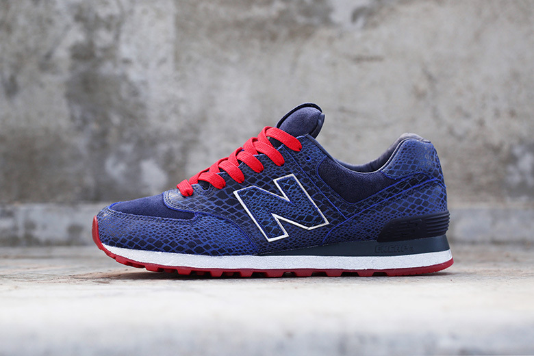 BAIT x G.I. Joe x New Balance 574 « Cobra Commander »