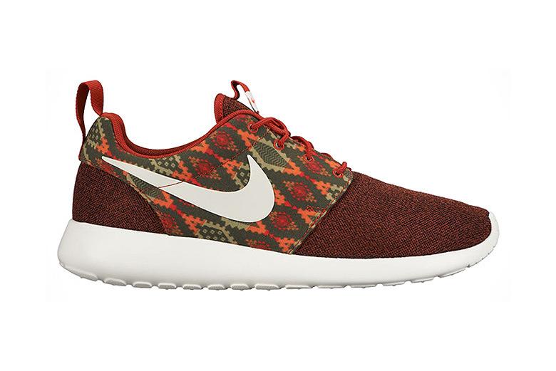 Nike dévoile sa dernière Roshe One «Cinnabar»