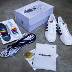 adidas Originals X SneakersBR - pack anniversaire 45 ans Superstar