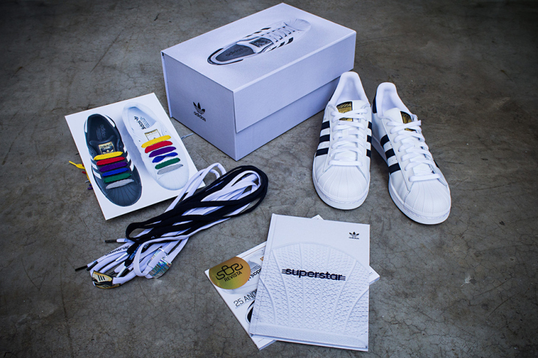 adidas Originals X SneakersBR – Pack du 45ème anniversaire de la Superstar