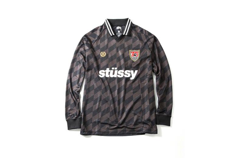Stussy Summer 2015 Soccer Kits