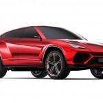 SUV Lamborghini 2015
