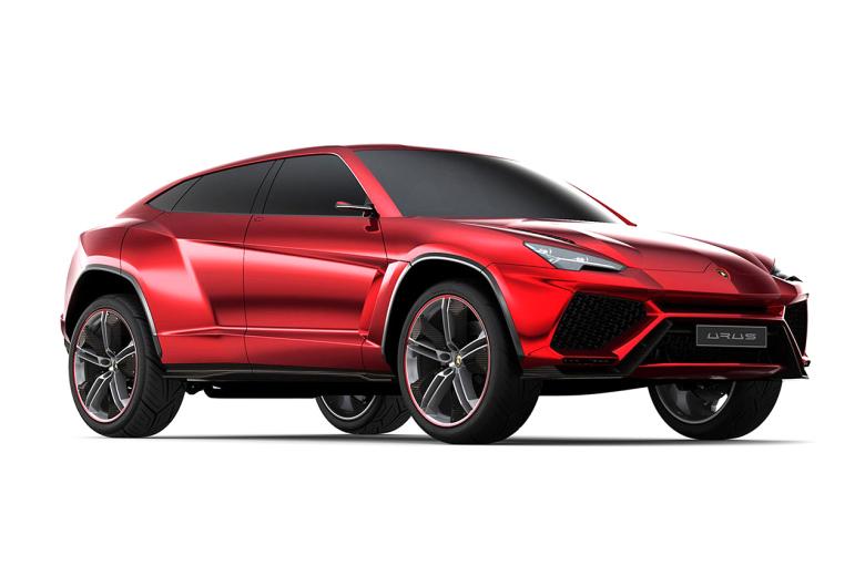 Lamborghini officialise la date de production de son SUV