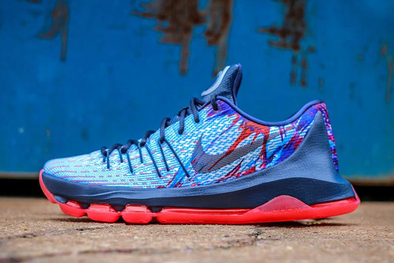 Aperçu de la Nike KD8