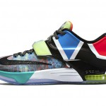 "Aperçu de la nouvelle Nike KD 7 ""What The"""