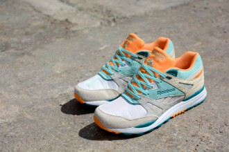 "Aperçu : Packer Shoes x Reebok Ventilator ""Four Seasons"""