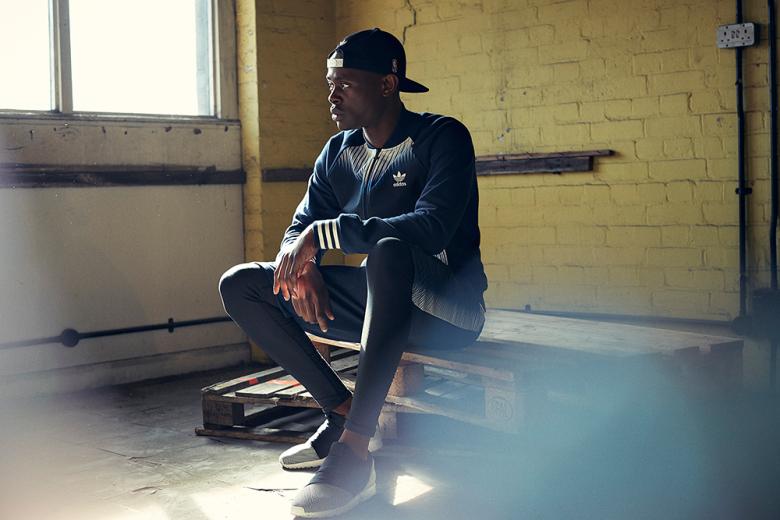 Adidas Originals présente ses effets d'optique avec «Mezcla»