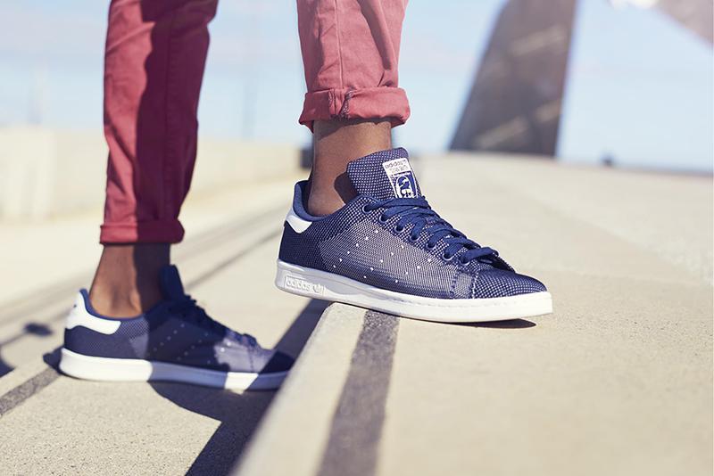 Foot Locker présente une nouvelle adidas Originals Stan Smith Weave pour l'été !