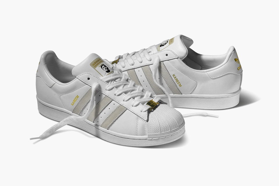 Adidas Superstar de légende : « Respect your Roots »