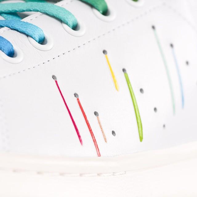 stan smith pride adidas
