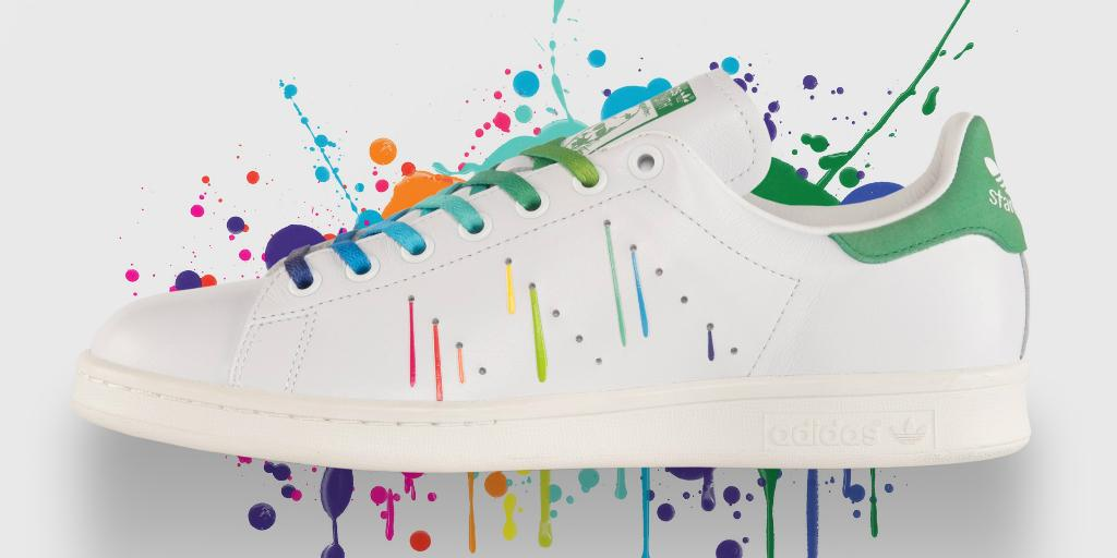 Adidas défend les droits LGBT avec sa Stan Smith «PRIDE»