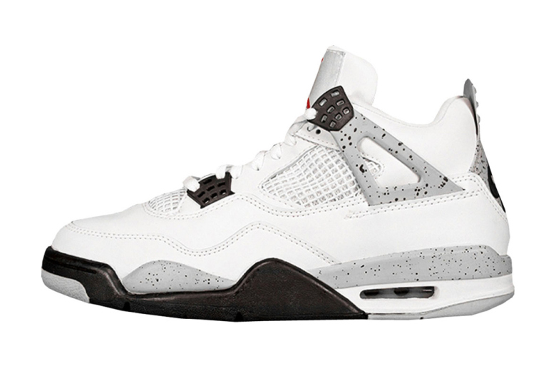 La Nike Air Jordan 4 blanc/ciment sera de retour en 2016 !