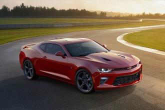 Chevrolet dévoile la nouvelle édition de sa mythique Camaro