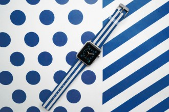 Colette et Casetify proposent un bracelet inédit pour l'Apple Watch !