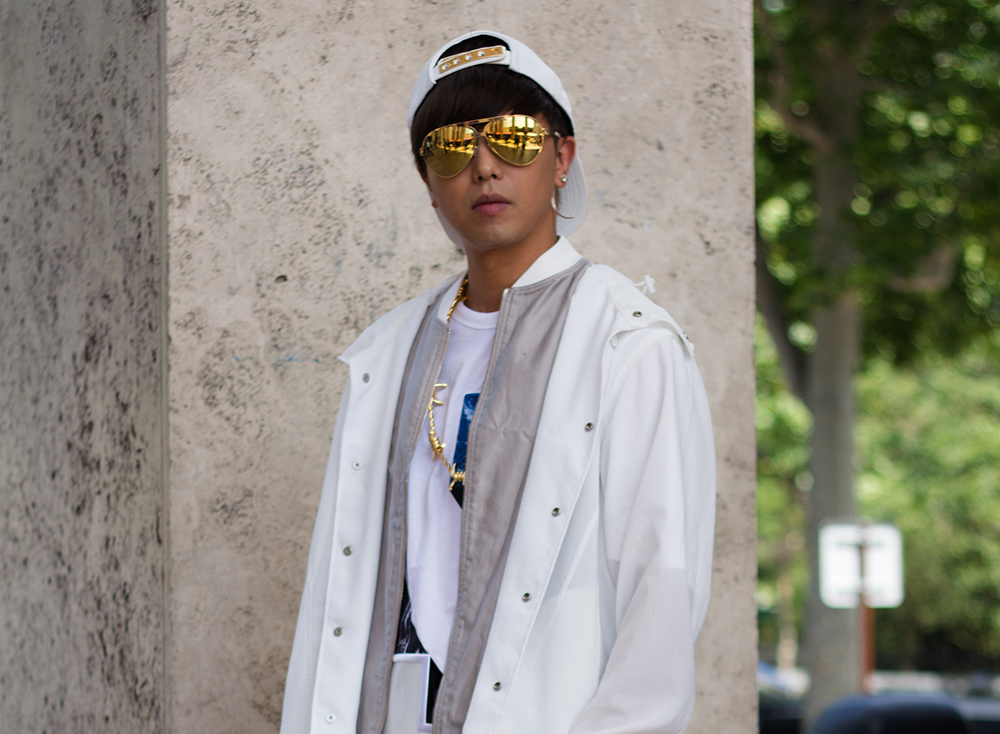 Street Style : focus sur la fashion week homme de Paris