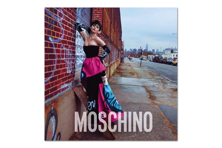 Street & Graffiti pour Moschino & Katy Perry