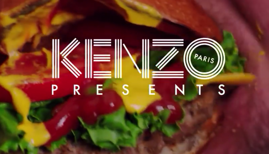 Découvrez le trailer de complètement fou de «Here Now», par Kenzo