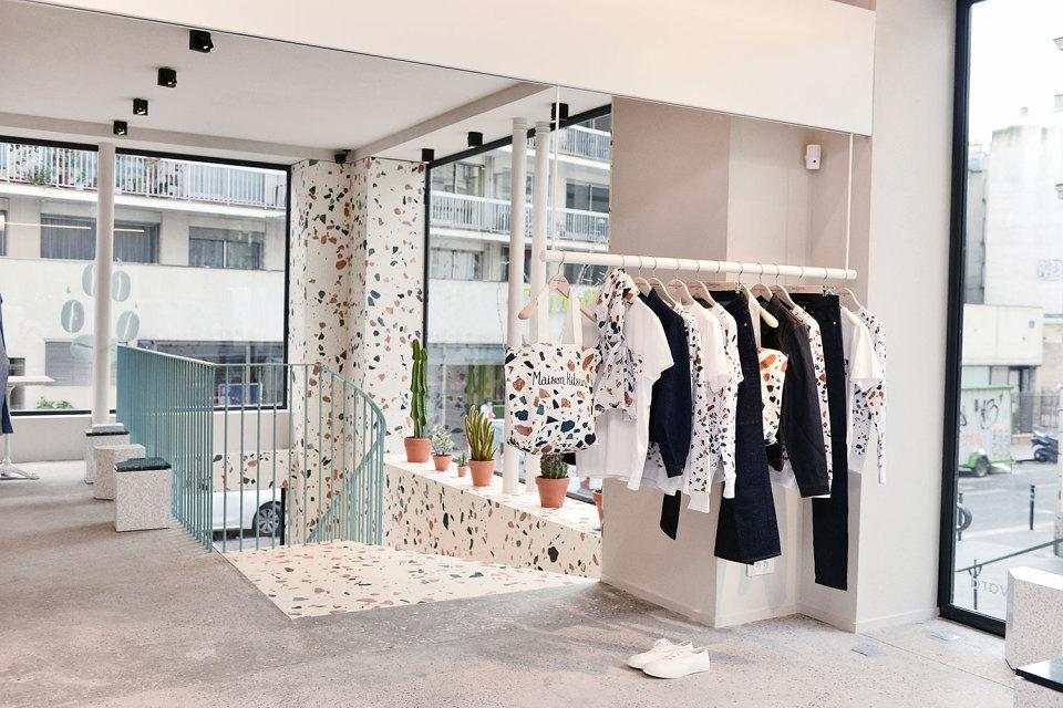 Maison Kitsuné ouvre sa nouvelle boutique parisienne !