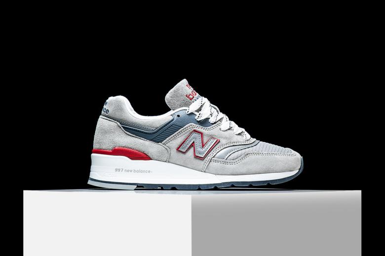 Nouvelle New Balance 997 «Pumice Stone»