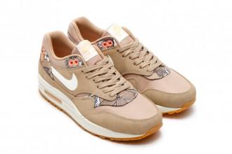 Nike air max 1 flower power