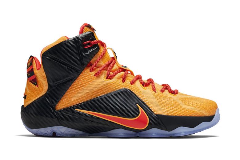 Nike LeBron 12 «Cleveland»