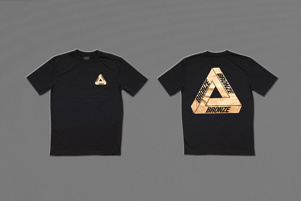 palace skateboards bronze 56 K