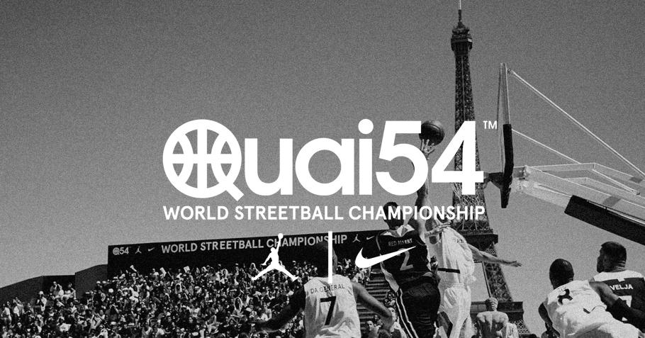 Quai 54 WSC : récap' d'un week-end streetball Place de la Concorde