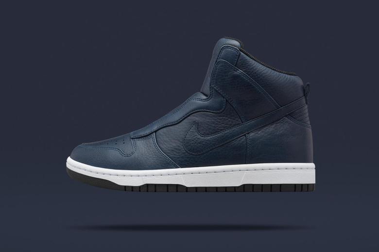 Sacai x NikeLab Dunk Lux High Pack