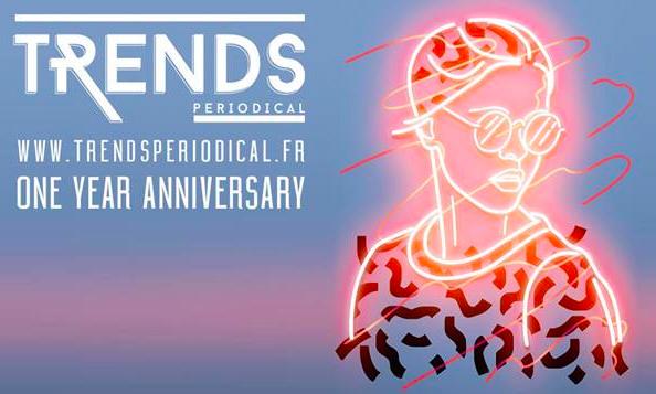 Ce soir, TRENDS fête ses 1 an avec DJ Pfel (C2C) !