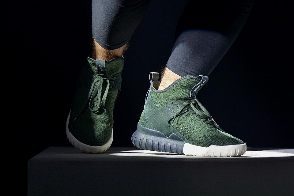 Adidas originals présente sa nouvelle Tubular