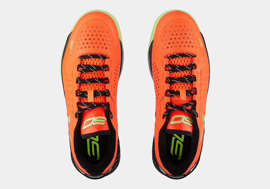 ua-curry-one-low-bolt-orange-avex-green-2