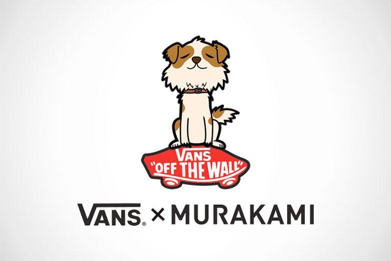 vault by vans x takashi murakami