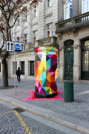 OKUDA : un triste monde en couleurs