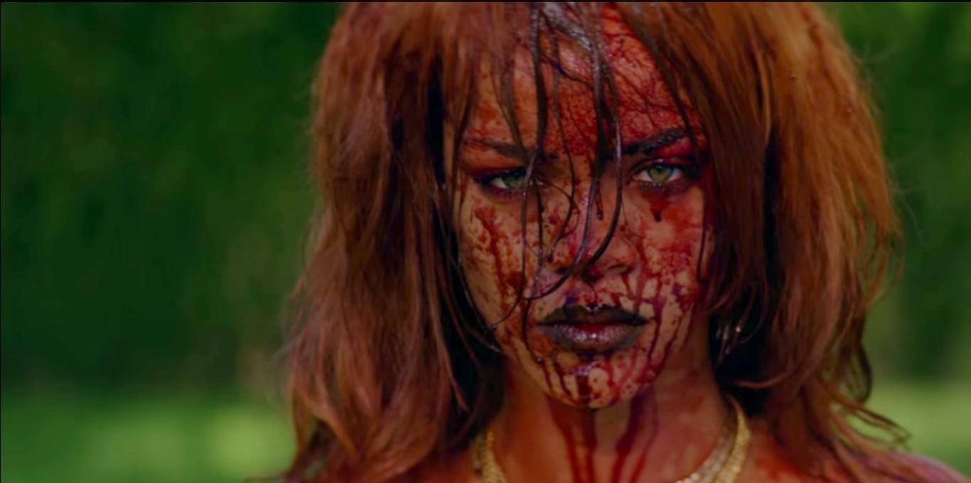 Rihanna en tueuse impitoyable dans son clip «Bitch Better Have My Money»
