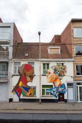 Stefaan De Croock : entre street art et recyclage