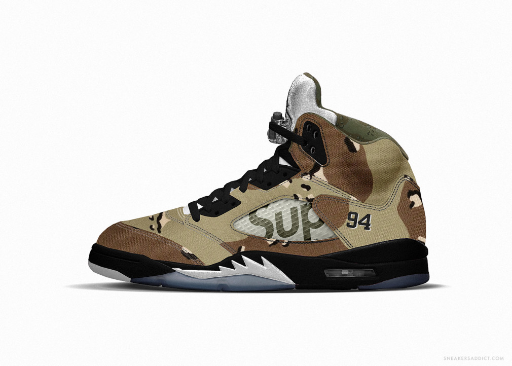 Supreme x Jordan Brand ? la folle rumeur de la journée
