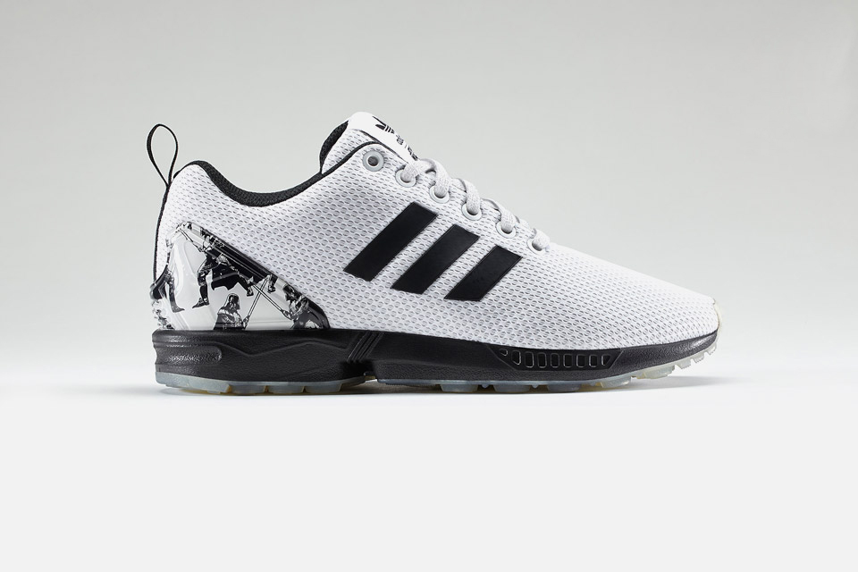 pick up great quality 2018 shoes adidas zx flux dessin