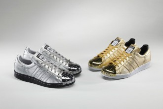 adidas Originals passe du côté obscur avec sa Superstar 80s Star Wars
