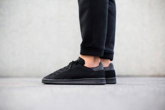 Adidas présente la Stan Smith All-Black Primeknit !