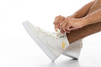 "Air Jordan 1 ""Pinnacle"" : le lookbook exclusif par Wish"