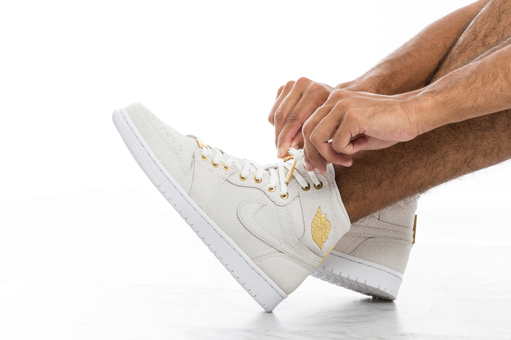 Air Jordan 1 « Pinnacle » : le lookbook exclusif par Wish