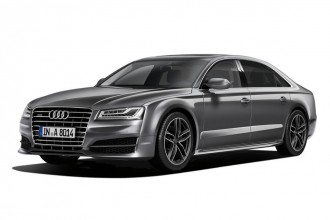 Audi célèbre l'anniversaire de son A8 avec une Edition 21