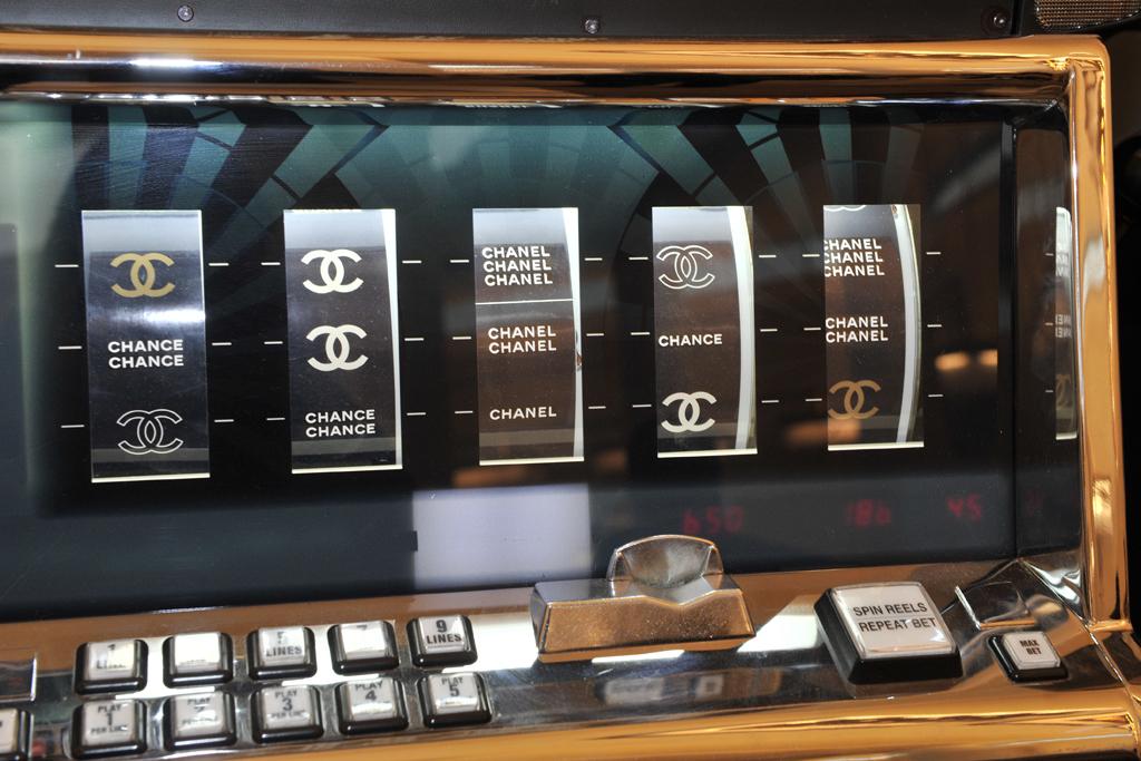 Un casino géant pour le dernier défilé Chanel