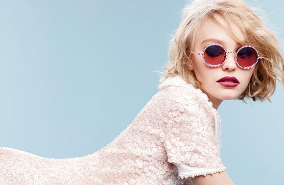 Lily-Rose Depp est la nouvelle égérie Chanel