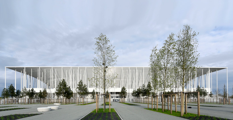 stade, bordeaux, football, Herzog et De Meuron